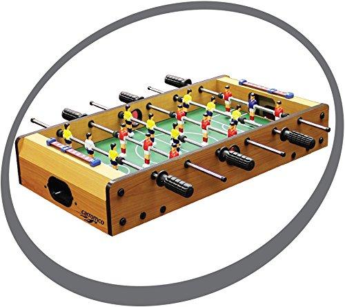 Carromco Futbolín Kick-XL, 05009: Carromco 05009 ...
