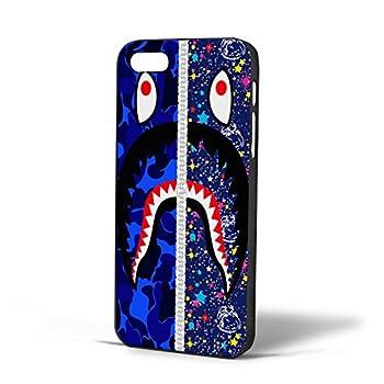 Bape Shark and Billionaire Boys Club for Iphone Case  iPhone 6 Black