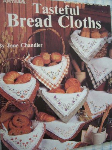 Tasteful Bread Cloths (A Leisure Arts Cross Stitch Pattern, Leaflet 2450)