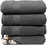 "Best Xl Bath Towels - Maura 4 Piece Bath Towels. Extra Large 30""x56"" Review"