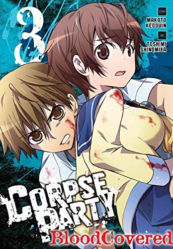 Corpse Party: Blood Covered Vol. 3 (English Edition)