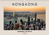HONGKONG Skyline und Stadtleben (Wandkalender 2020 DIN A3 quer): Erleben Sie eine Bildreise durch Hongkong. (Monatskalender, 14 Seiten ) (CALVENDO Orte) - Sebastian Rost