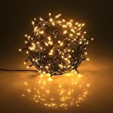 100M 50M 30M 10M LED Fairy Garland String Lights Outdoor Waterproof Lighting for...