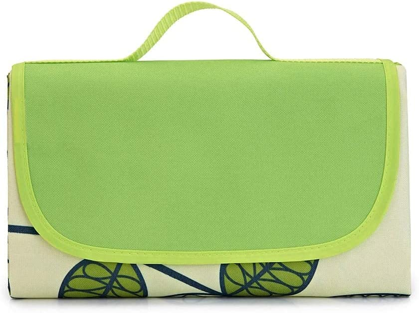 Spring new work Sysyrqcer Outdoor Picnic Rug Mat Oversized with Minneapolis Mall Handle Portable