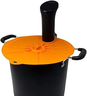 Tapa para cocina Anova hecha en bodega hecha Sous Vide para olla de cocción al vacío