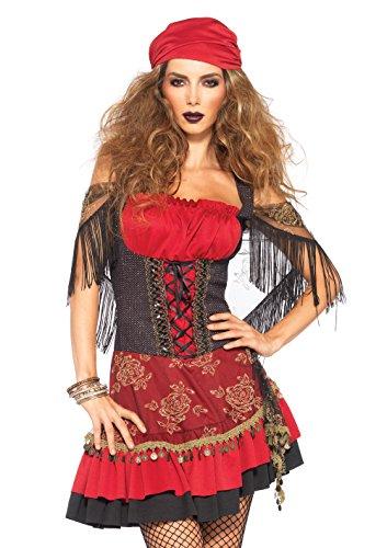 Leg Avenue - 8538106141 - Costume Femme Fatale Mystique - M/l (38-40 EU)