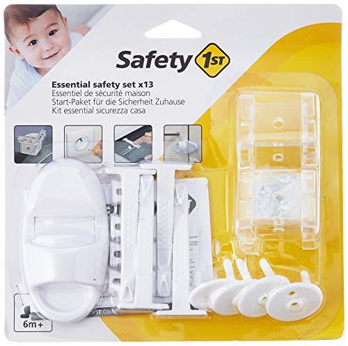 Safety 1st Kit Essentiel de Sécurité Maison de Naissance à 4 Ans