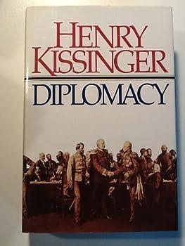 Hardcover Diplomacy by Henry Kissinger (1994-04-18) Book