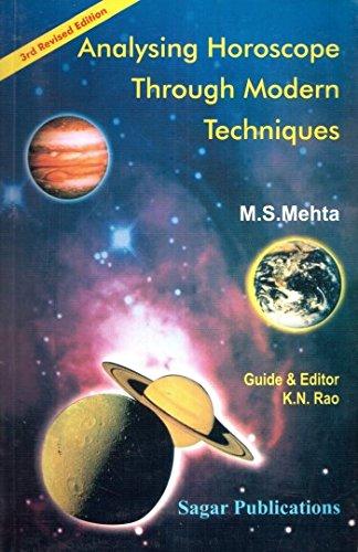 Analysing Horoscope through Modern Techniques