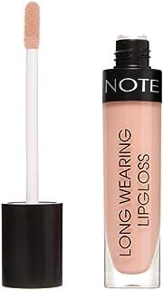 Note Long Wearing Lip Gloss, Beige 01, 505 Impressionist