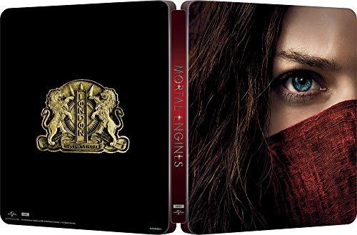 Mortal Engines - Exklusiv Limited 3D Steelbook +2D Region Free Blu-ray