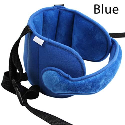 Kesote 3 Soporte Seguridad para Cabeza de Ni/ños Cintur/ón Ajustable para Silla de Coche Correa de Seguridad para el Asiento del Coche