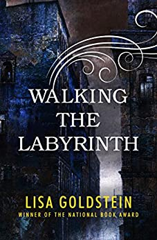 Walking the Labyrinth by [Lisa Goldstein]