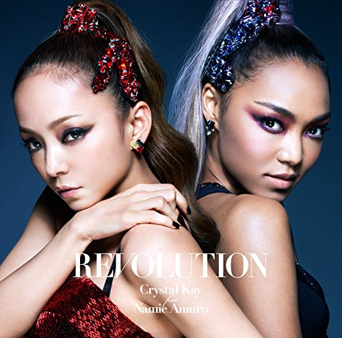 [画像:REVOLUTION(初回限定盤)(DVD付)]