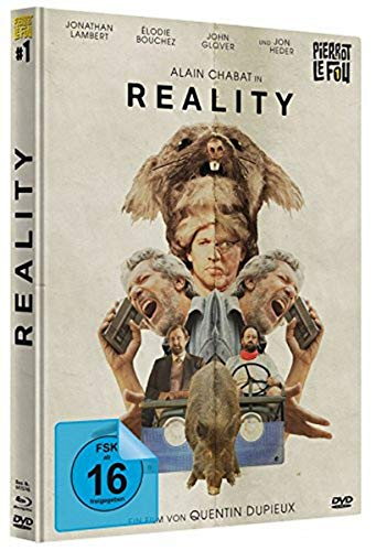 Reality (+ Mediabook + DVD) [Blu-ray] [Limited Edition]