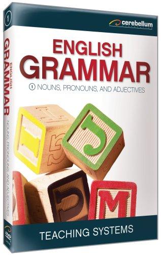 Popular standard Daily bargain sale Teaching Systems Grammar Module 1: Adjectiv and Pronouns Nouns