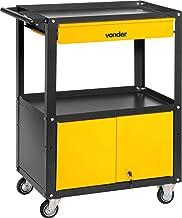 Carrinho para ferramentas semi fechado desmontável Vonder - 6161150106