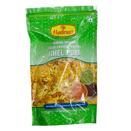 インド ベルプリ 150g 1袋 Haldiram's BHEL PURI ナムキン ナムキーン Namkeen スナック菓子 おつまみ 珍味