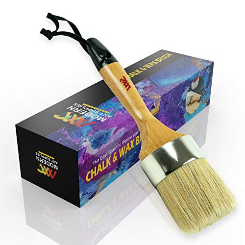 Large One Piece Chalk Paint Brush by Smart Vision Co