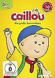 Caillou - Die große Sammelbox [10 DVDs]