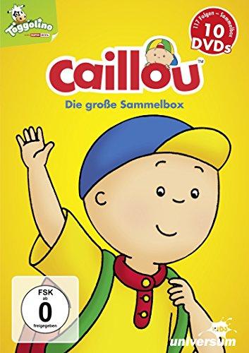 Sammel-Box (10 DVDs)