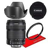 Canon EF-S 18-135mm f/3.5-5.6 is STM Lens (White Box)
