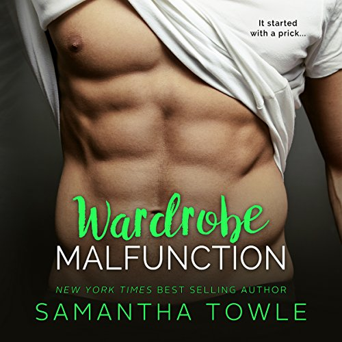 Wardrobe Malfunction audiobook cover art