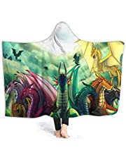 Wings of Fire Jade Winglet flanellfilt supermjuk allergivänlig plysch säng soffa vardagsrum