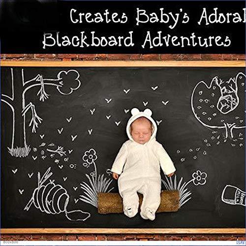 Sterrenhemel 60x200cm Krijtbord Blackboard Stickers Verwijderbare Vinyl Draw Decor muurstickers Art Krijtbord Muursticker Voor Kinderen Kamers