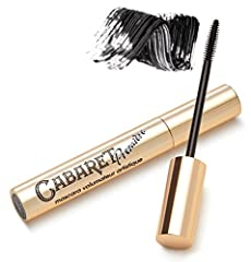 THE SECRET TO FRENCH BEAUTY. This everyday classic mascara provides DEFINED & VOLUMINOUS lashes with just one coat. Build the look for even thicker, fanned lashes. CLUMP FREE & LIGHTWEIGHT for a soft, natural look. SMUDGE PROOF & LONG LASTING formula...