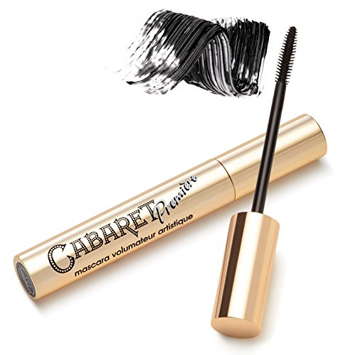 Vivienne Sabó Paris - Classic French Mascara Cabaret Premiere, Cruelty Free, Black, Made in the EU
