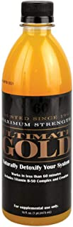 Ultimate Gold Detox - 16 Ounce by Glow Industries