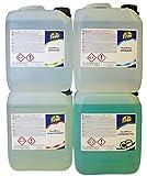 Pavonador kit (4 x 5000 ml) - Concentrado de pavonado