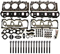 ECCPP Engine Head Gasket Set w/Bolts fit 91-99 for Ford Aerostar OHV for Ford Ranger OHV for Mazda B3000 OHV for Gaskets Kit