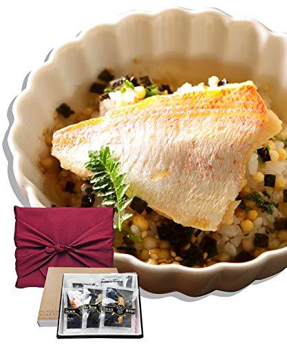 お茶漬け 高級 セット 6食入り (鯛・鮭・蛤・炙り河豚・鱈子・焼海老・他)