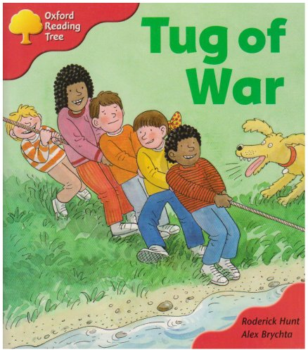 Oxford Reading Tree: Stage 4: More Stories C: Tug of Warの詳細を見る