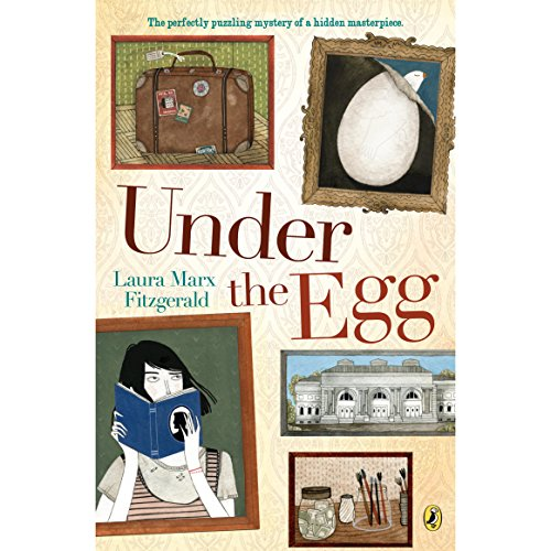 Under the Egg audiobook cover art