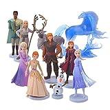 ディズニーストア(公式)アナと雪の女王 フィギュアセット アナと雪の女王2
