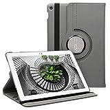 kwmobile Étui ASUS ZenPad 10 (Z300) - Étui à Rabat 360° avec Support et élastique en Simili Cuir pour ASUS ZenPad...