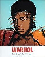 ポスター アンディ ウォーホル モハメド アリ 1977