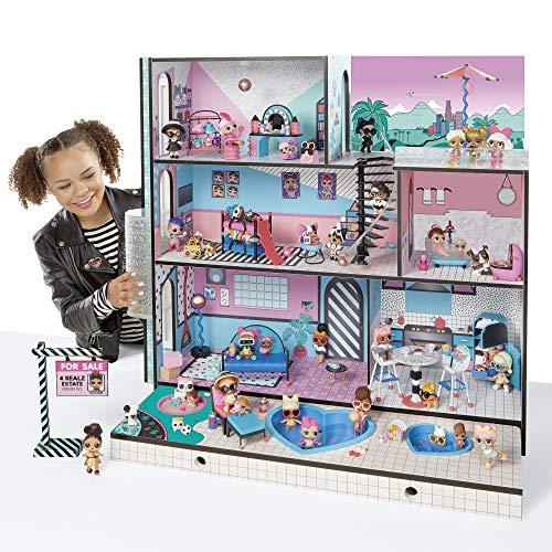 Giochi Preziosi - LOL House, Casa delle Bambole LOL con Luci e Suoni, LLU45000