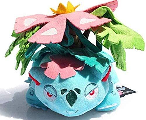NC56 Juguete de Peluche de Anime Wonderful Frog Mega Venusaur Peluches muñecos de Peluche Buen Regalo para niños 16Cm