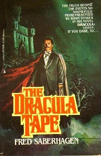 The Dracula Tape 0441166016 Book Cover