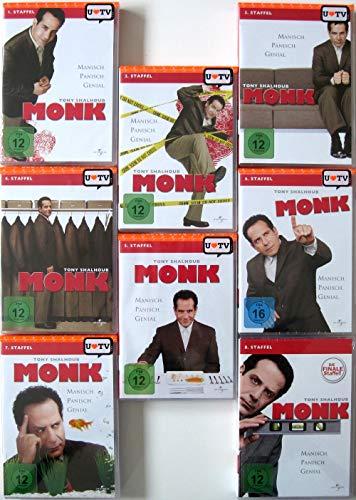 Monk Monk Original Soundtrack