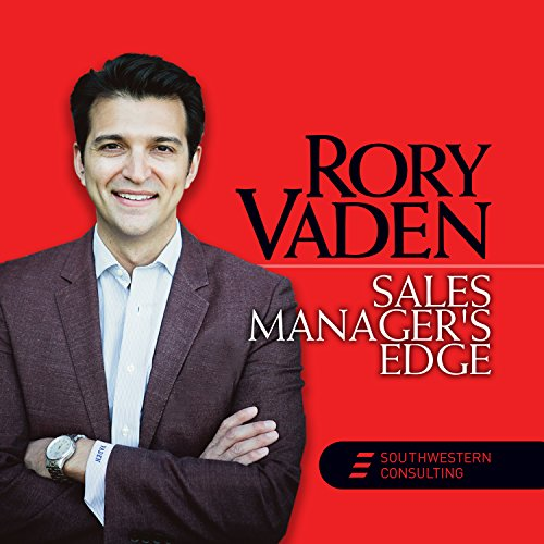 Sales Manager's Edge cover art