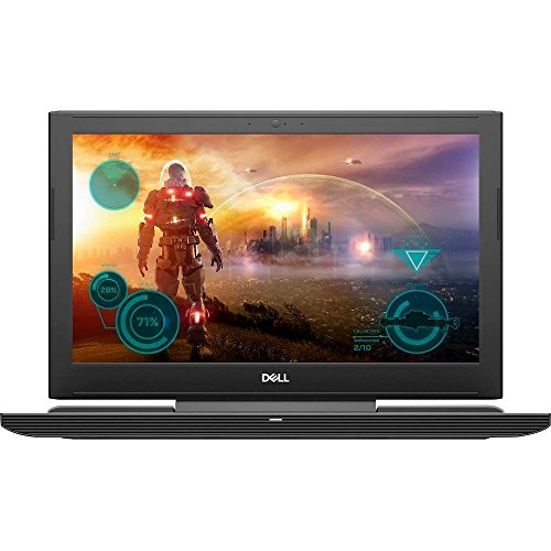 Dell Inspiron 15 7577 Laptop: Core i5-7300HQ, 256GB SSD, NVidia GTX 1060 6GB, 8GB RAM, 15.6inch Full HD Display