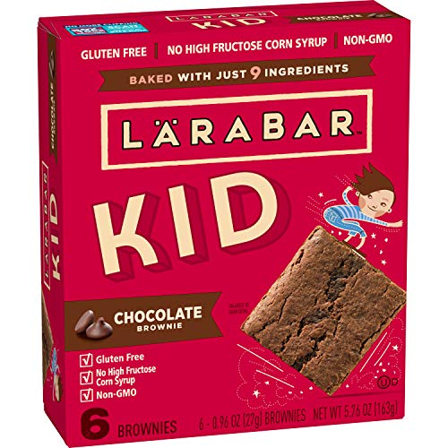 Larabar Chocolate Chip Brownie, 5.76 oz