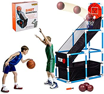 Tuko Toddler Basketball Hoop Arcade Board Game