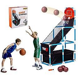 Tuko Toddler Basketball Arcade Game