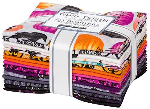 Wishwell Totally Twilight 16 Fat Quarters Robert Kaufman Fabrics FQ-1748-16
